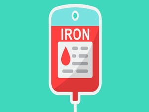 High-Dose Iron Safe, Effective in Hemodialysis Patients