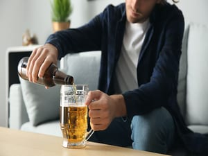 Alcohol Abuse Agitated by COVID-19 Stirring Liver Concerns