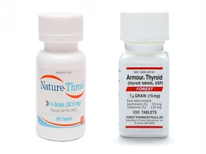Patients Say Desiccated Thyroid Better Than Standard Therapy
